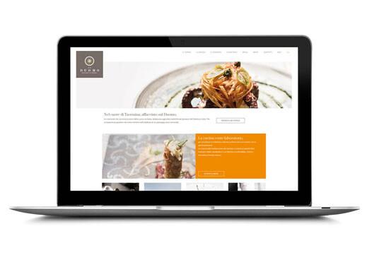 Al Duomo - sito web - artebit