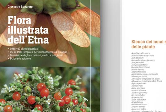 Flora llustrata dell'Etna - Artebit