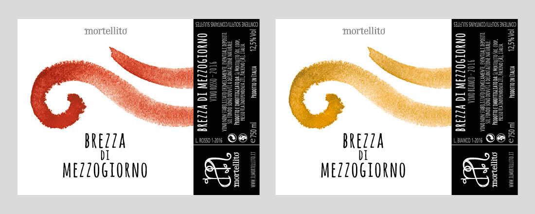 Mortellito - Etichette - Artebit