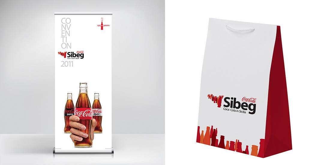 Coordinato Sibeg Coca Cola - Artebit