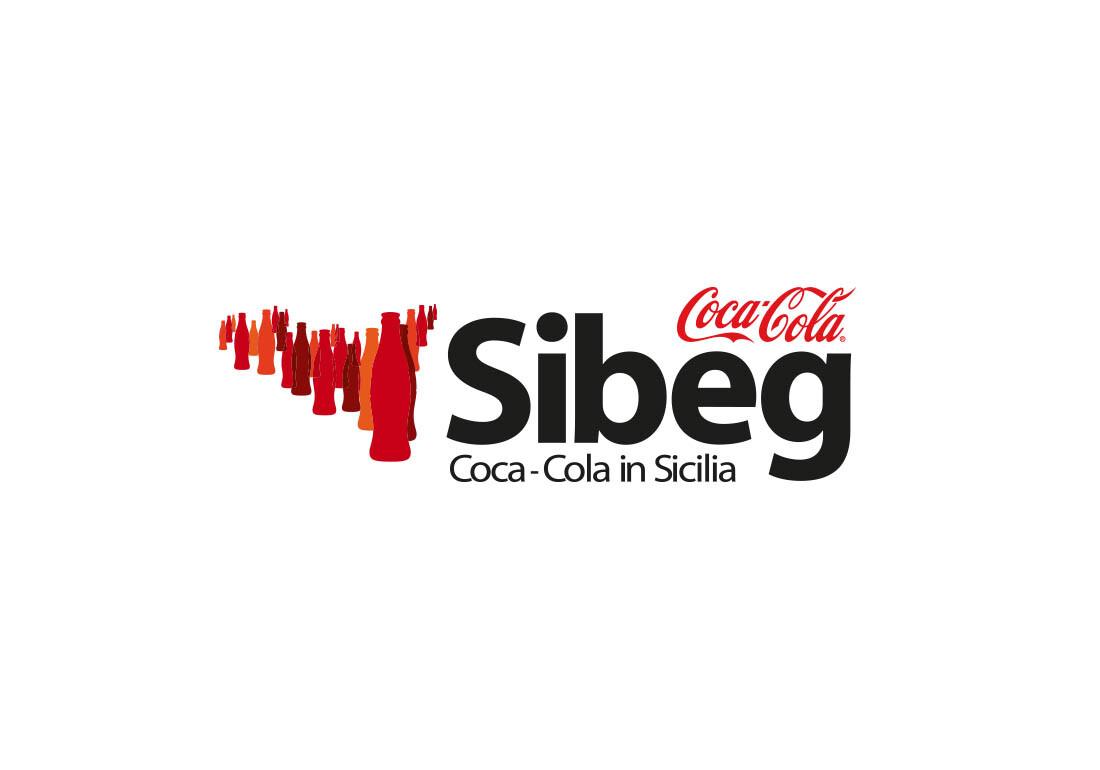 Logo Sibeg Coca Cola - Artebit