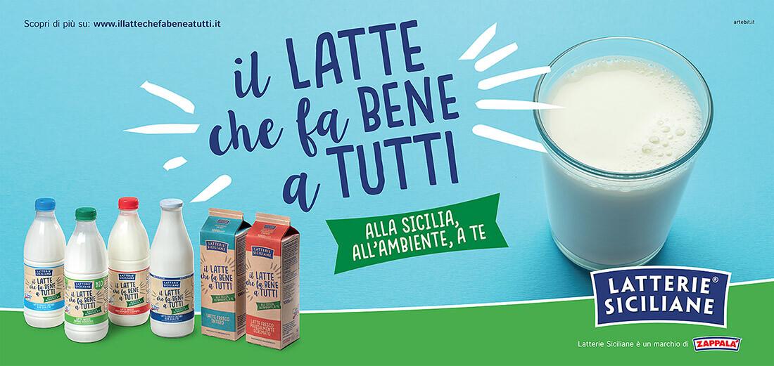latterie siciliane - latte - adv - artebit