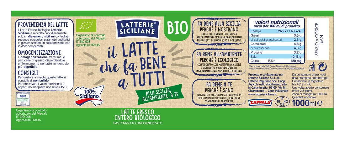 latte latterie siciliane - artebit
